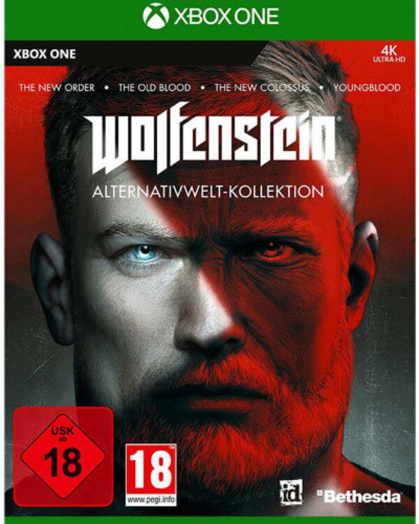 Wolfenstein - Alternativwelt-Kollektion XBox One Bild