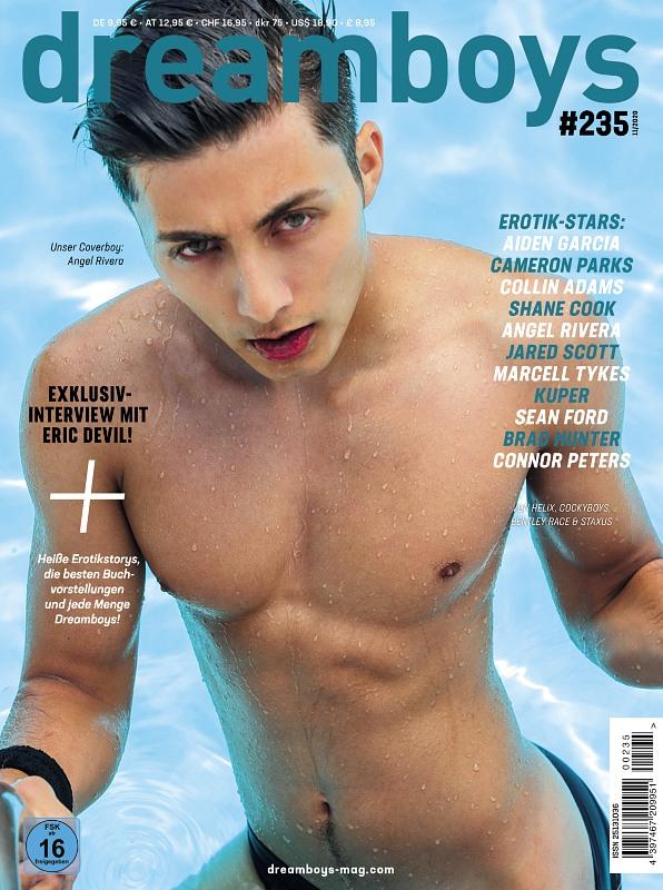 Dreamboys #235 Gay Buch / Magazin Bild