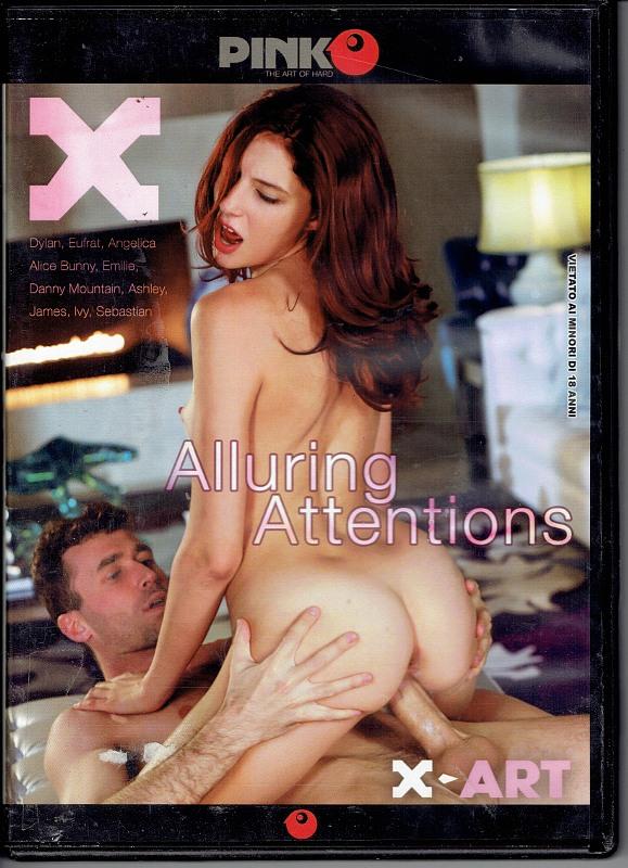 Alluring Attentions DVD Bild
