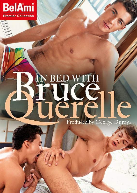 In Bed with Bruce Querelle Gay DVD Bild