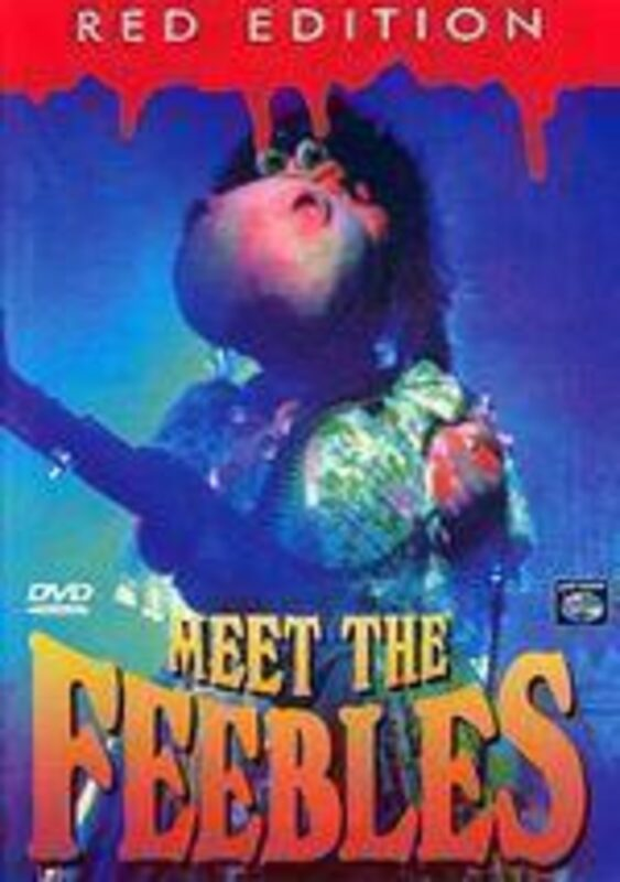 Meet the Feebles DVD Bild