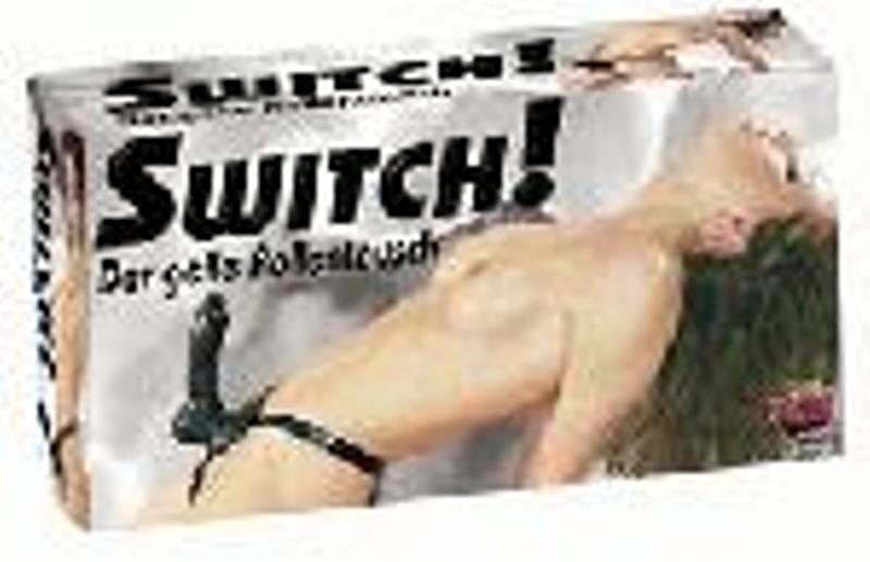 Latex-Umschnaller Penis 'Switch' Toys Bild