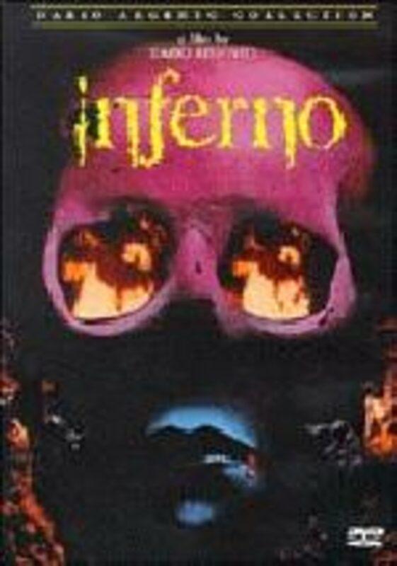 Inferno RC1 DVD Bild
