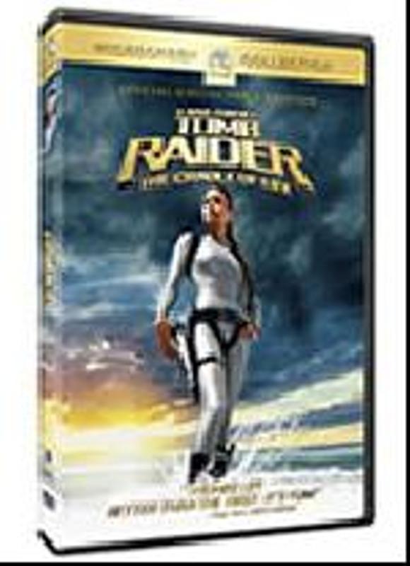 Tomb Raider 2 - Cradle Of Life RC1 DVD Bild