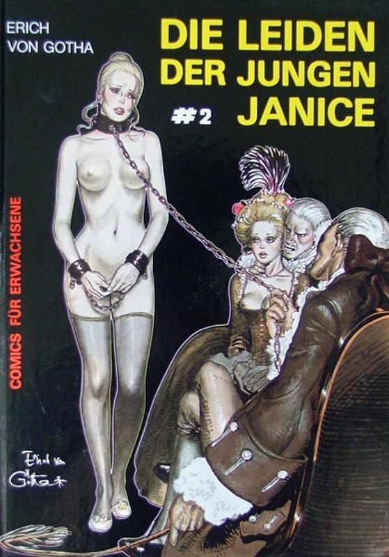 Die Leiden der jungen Janice #2 Comic Bild