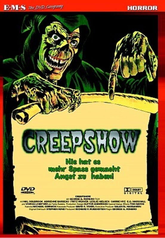 Creepshow 1 DVD Bild